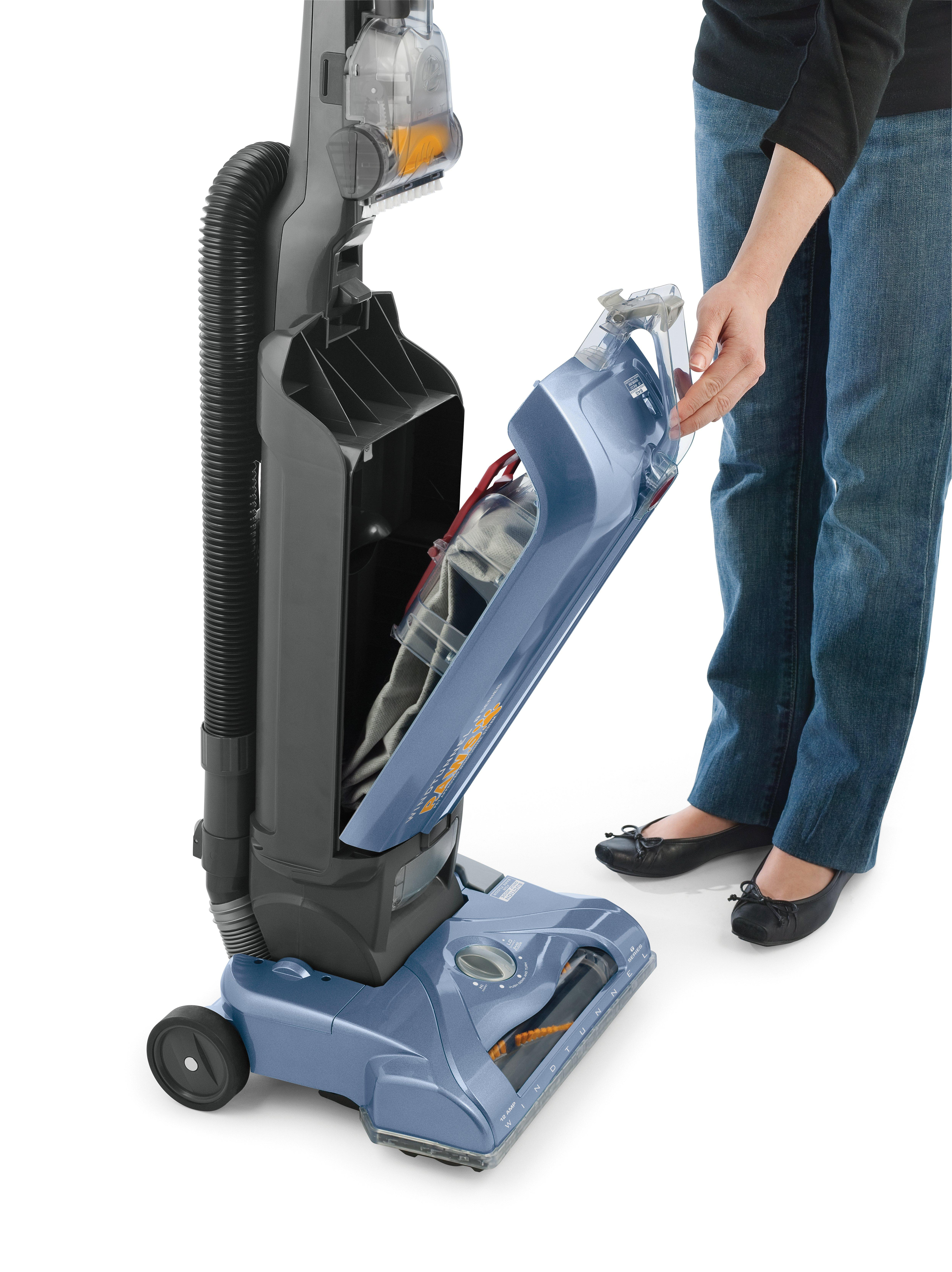 Hoover Windtunnel T Series Pet Bagged Upright Vacuum