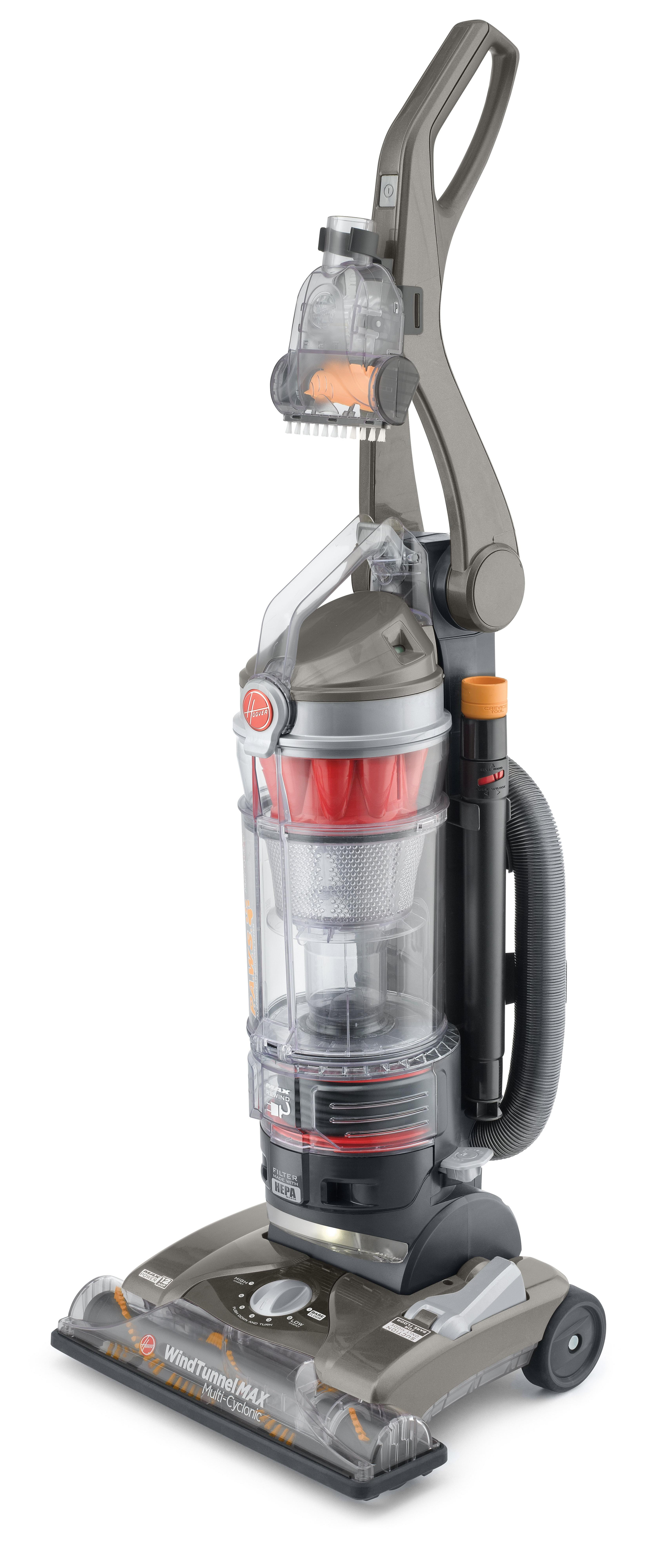 Hoover Windtunnel Max Pet Plus Multi Cyclonic Upright