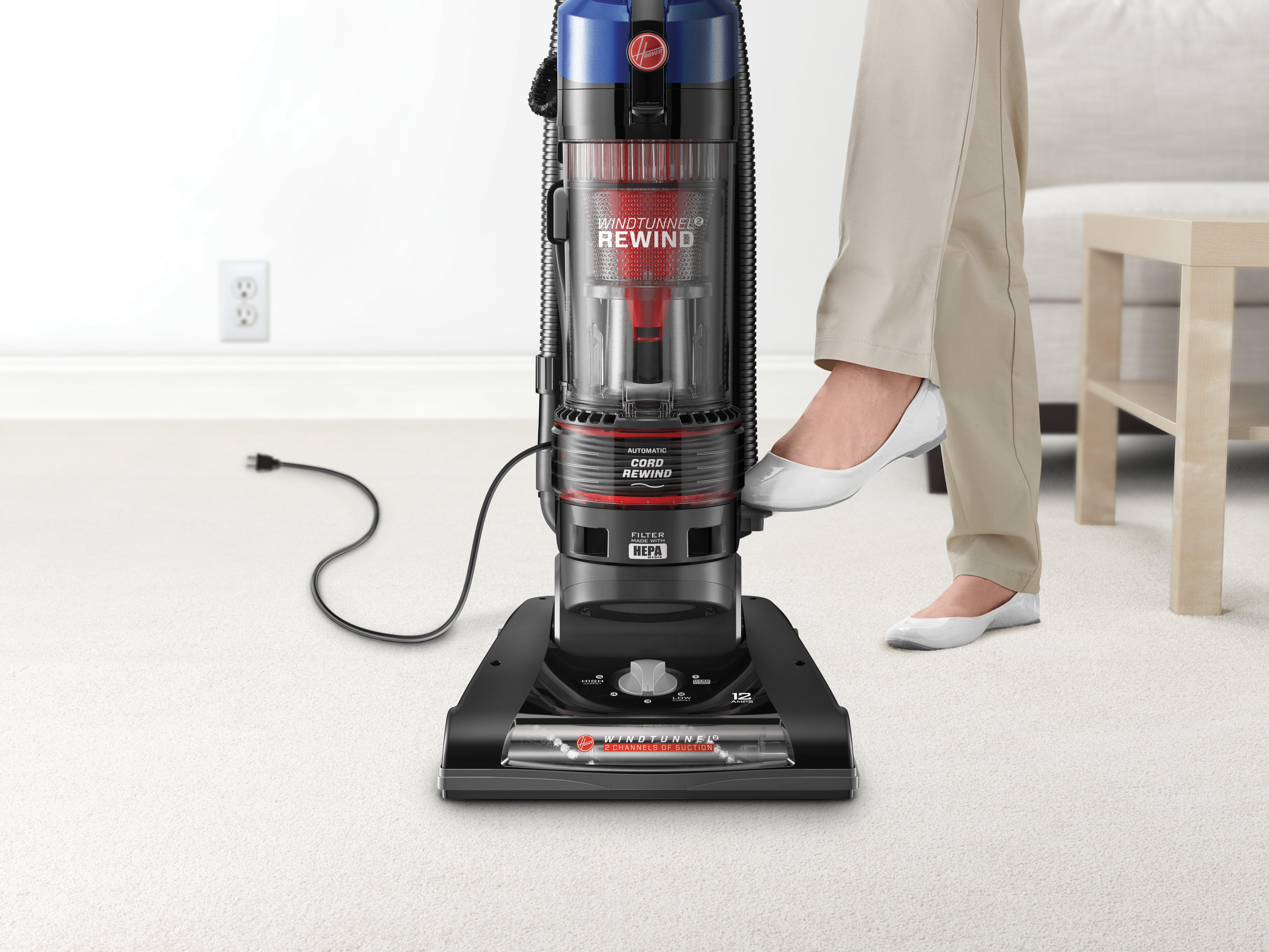 Hoover-WindTunnel-2-Rewind-Bagless-Upright-Vacuum-Cleaner-