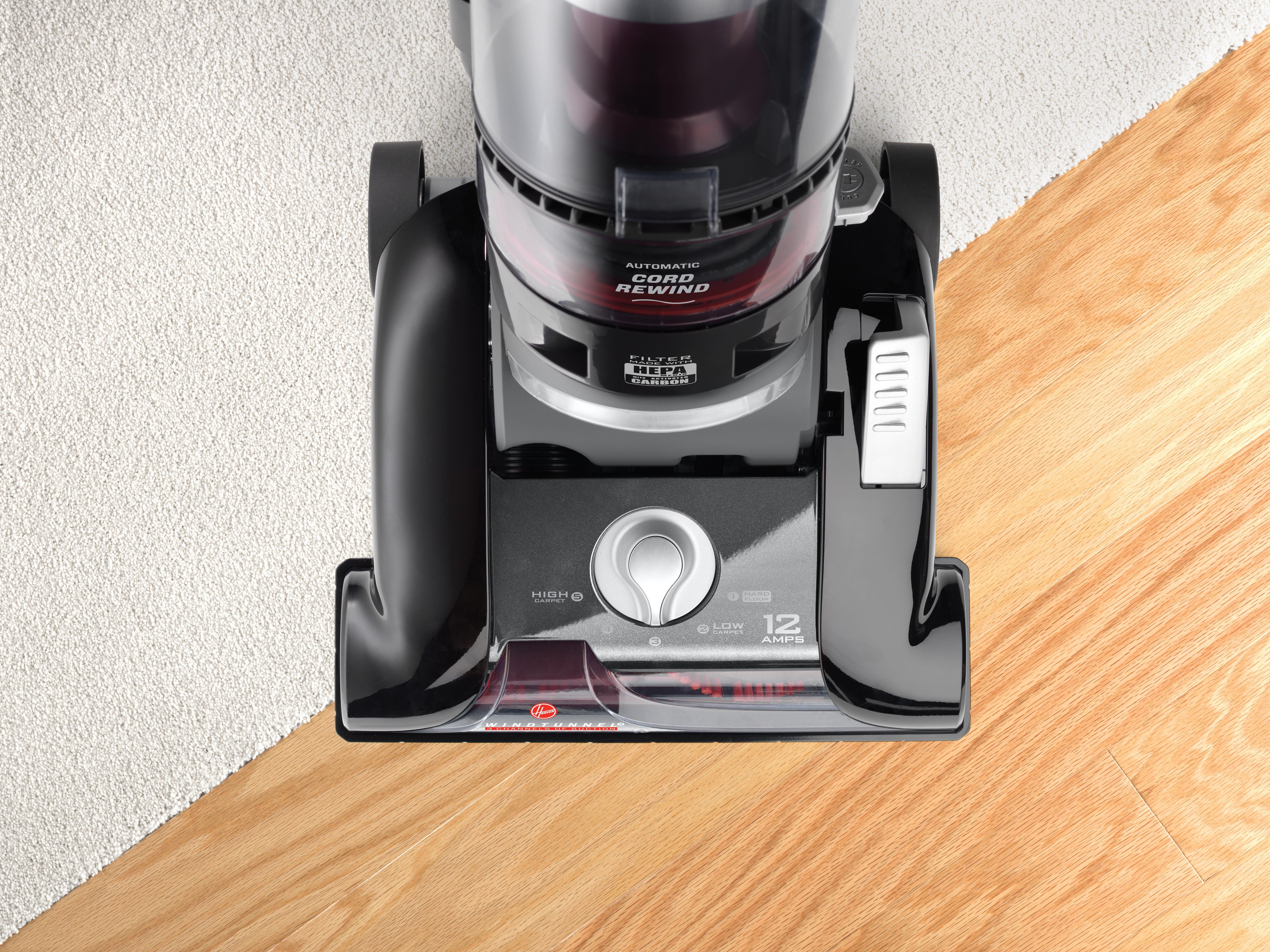 Hoover WindTunnel 3 Pro Bagless Upright Vacuum Refurbished