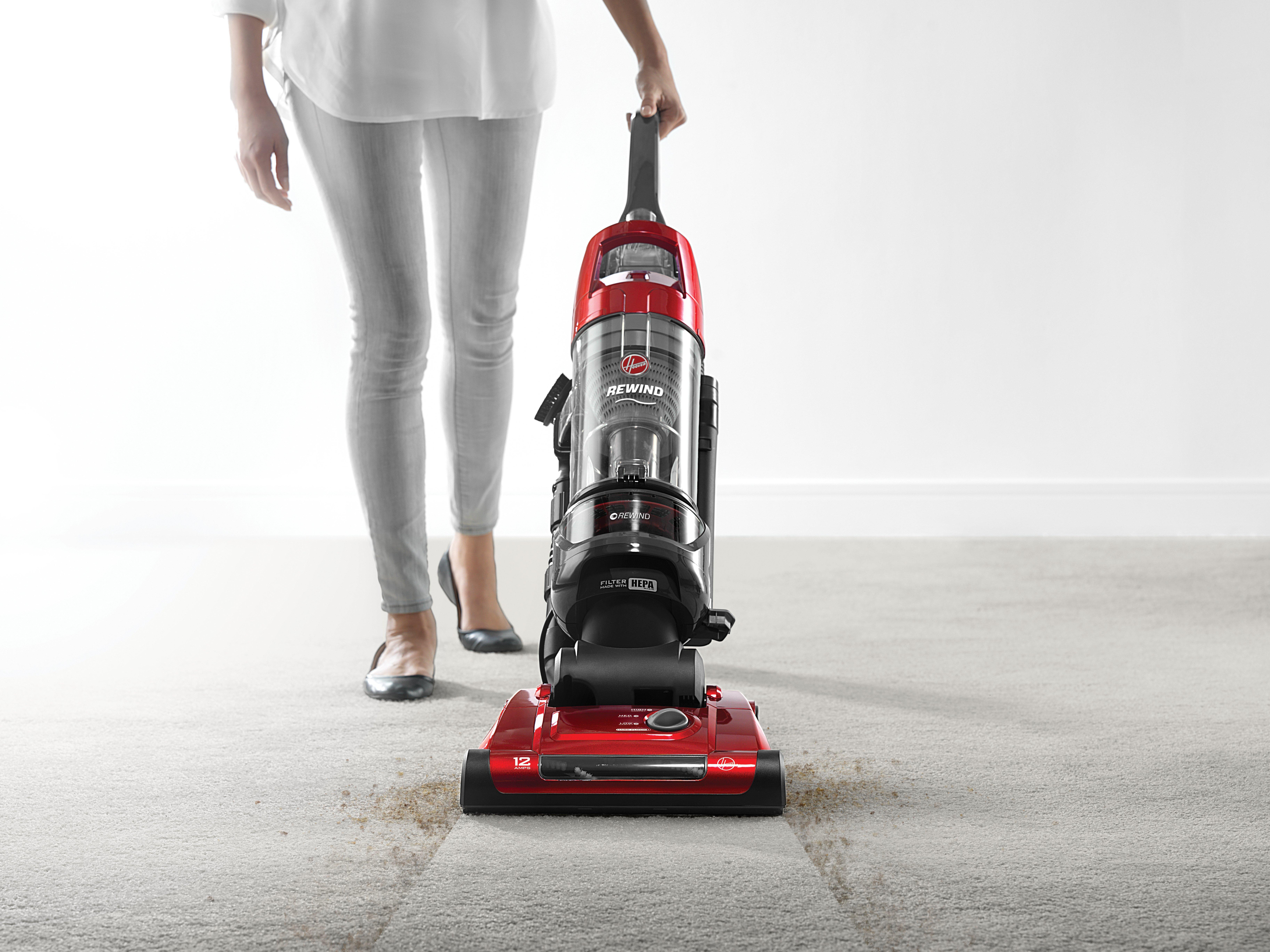 Hoover-Elite-Rewind-Upright-Vacuum-Cleaner-Damaged-Box-UH71012DM thumbnail 6