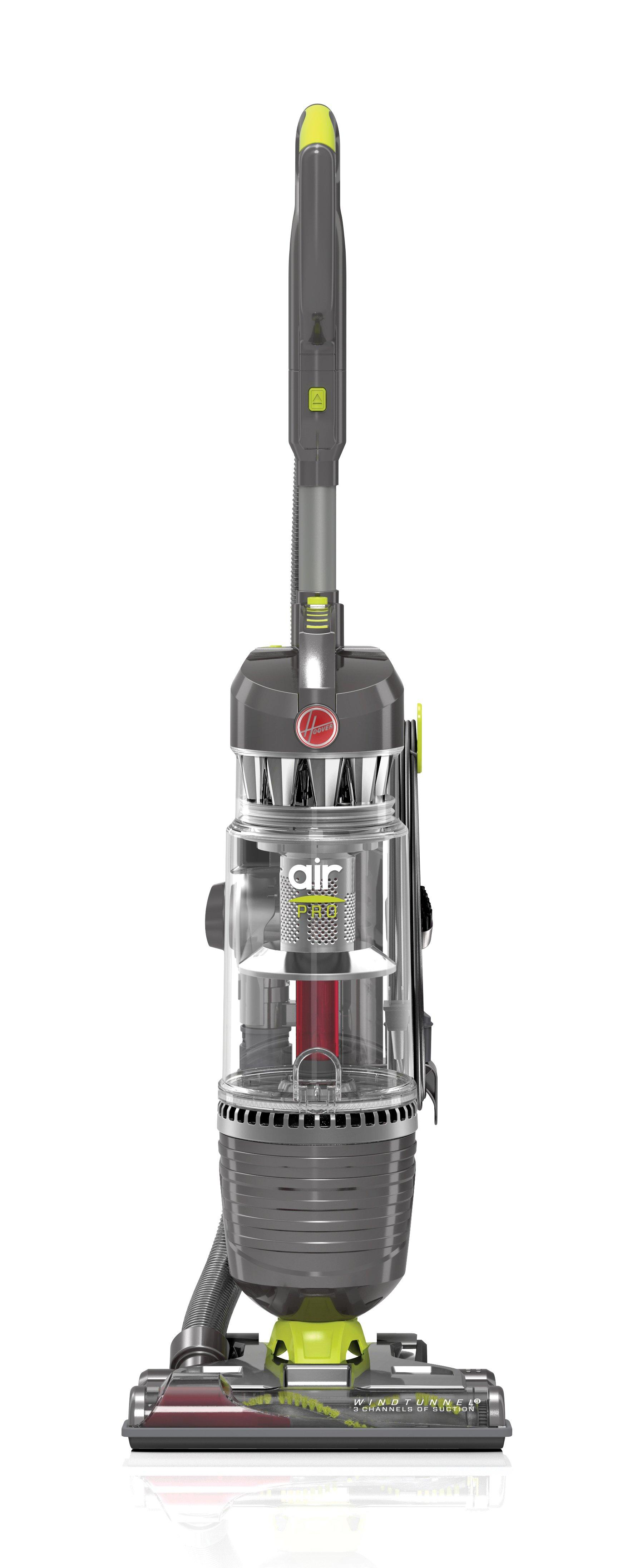 bagless vacuum cleaner hoover air pro bagless upright vacuum cleaner uh72450 ebay 13261