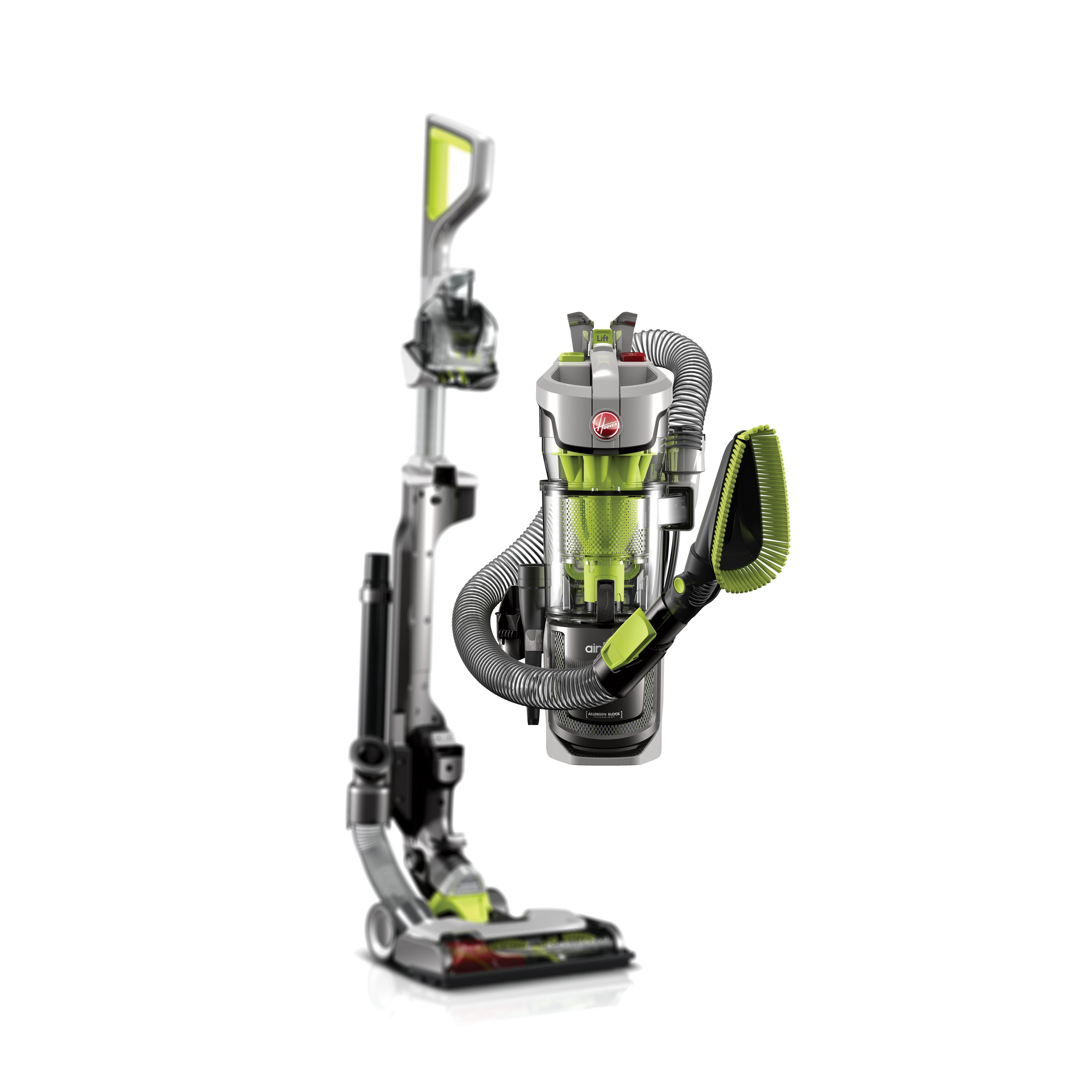 Hoover Air Lift Deluxe Bagless Upright Vacuum Cleaner