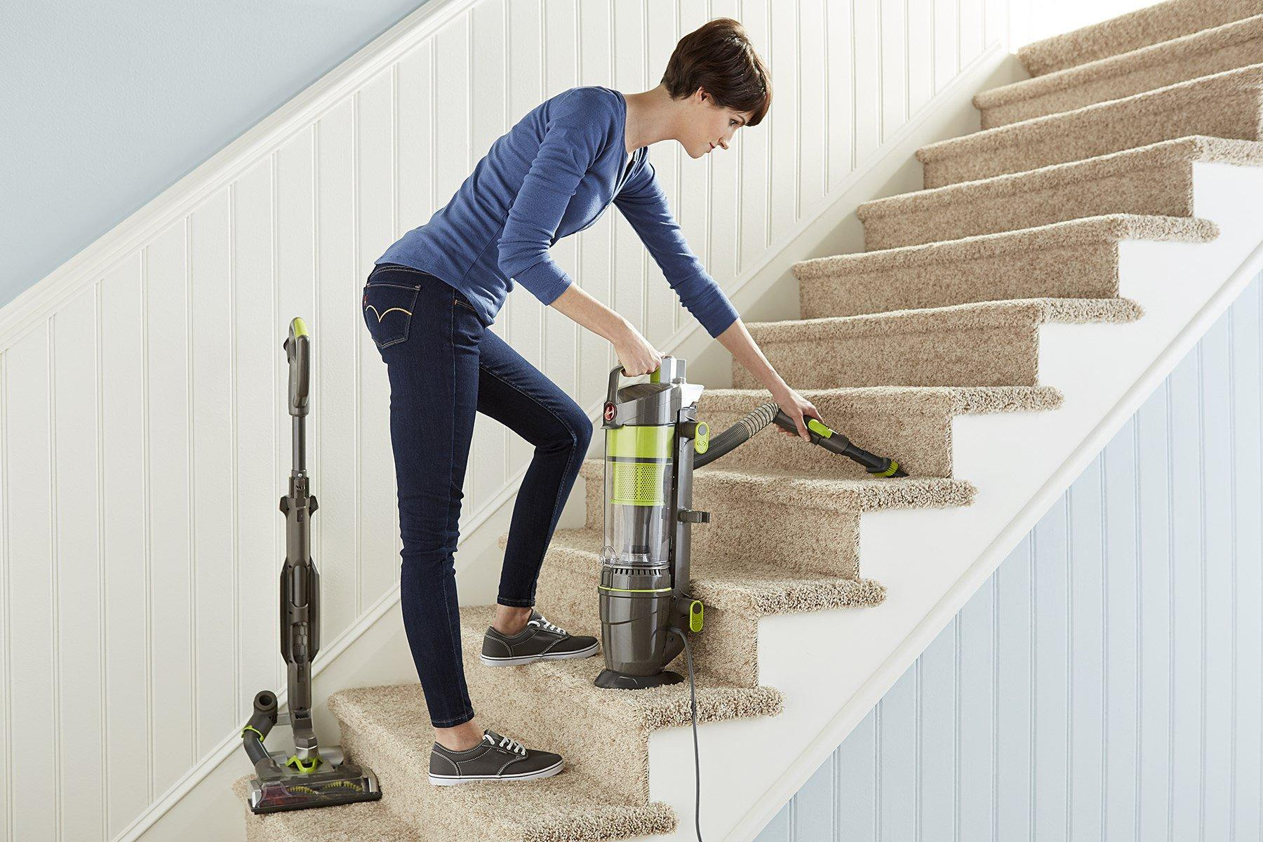 Hoover Air Lift Light Bagless Upright Vacuum Cleaner