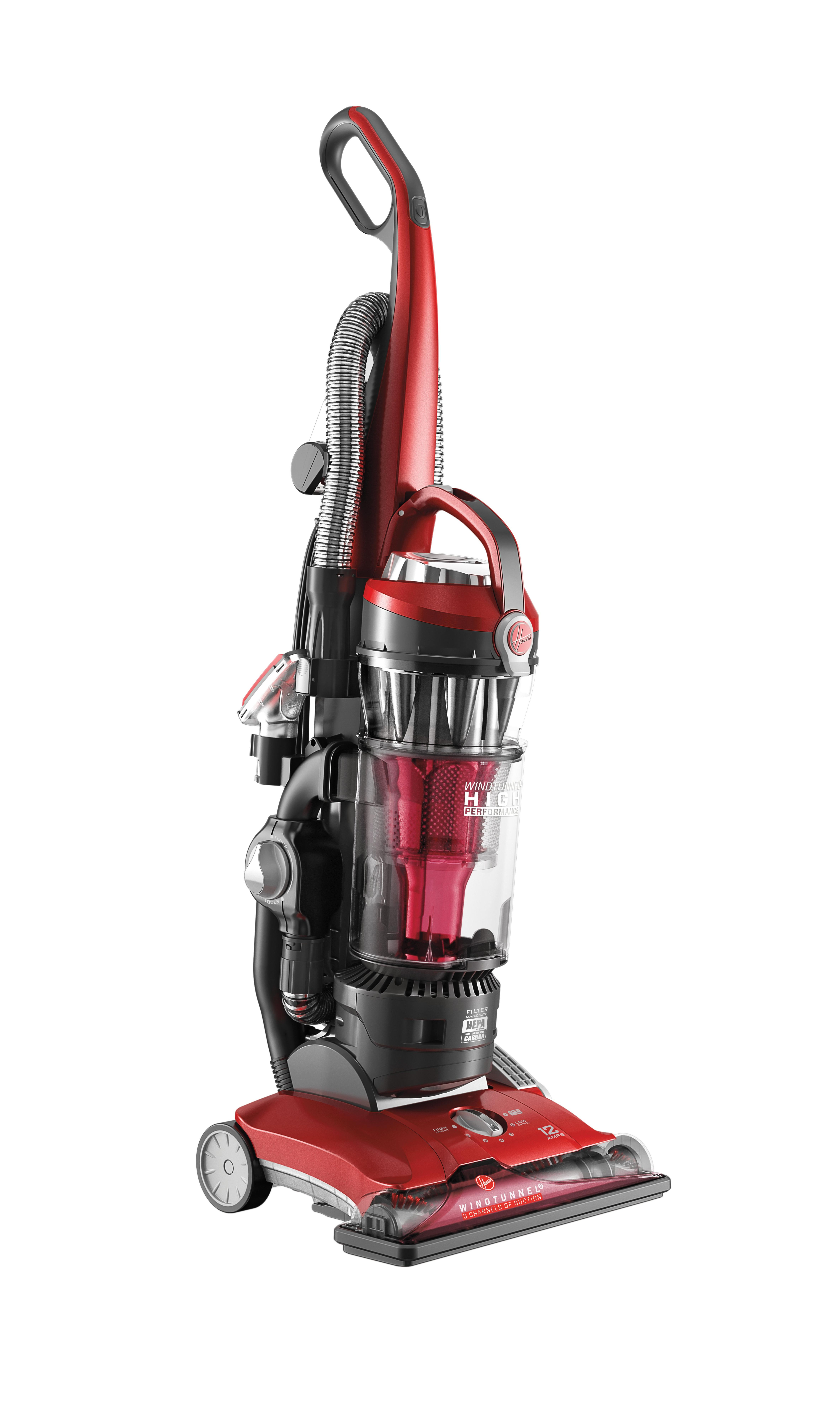 Hoover High Performance Bagless Upright Vacuum Cleaner Refurbished