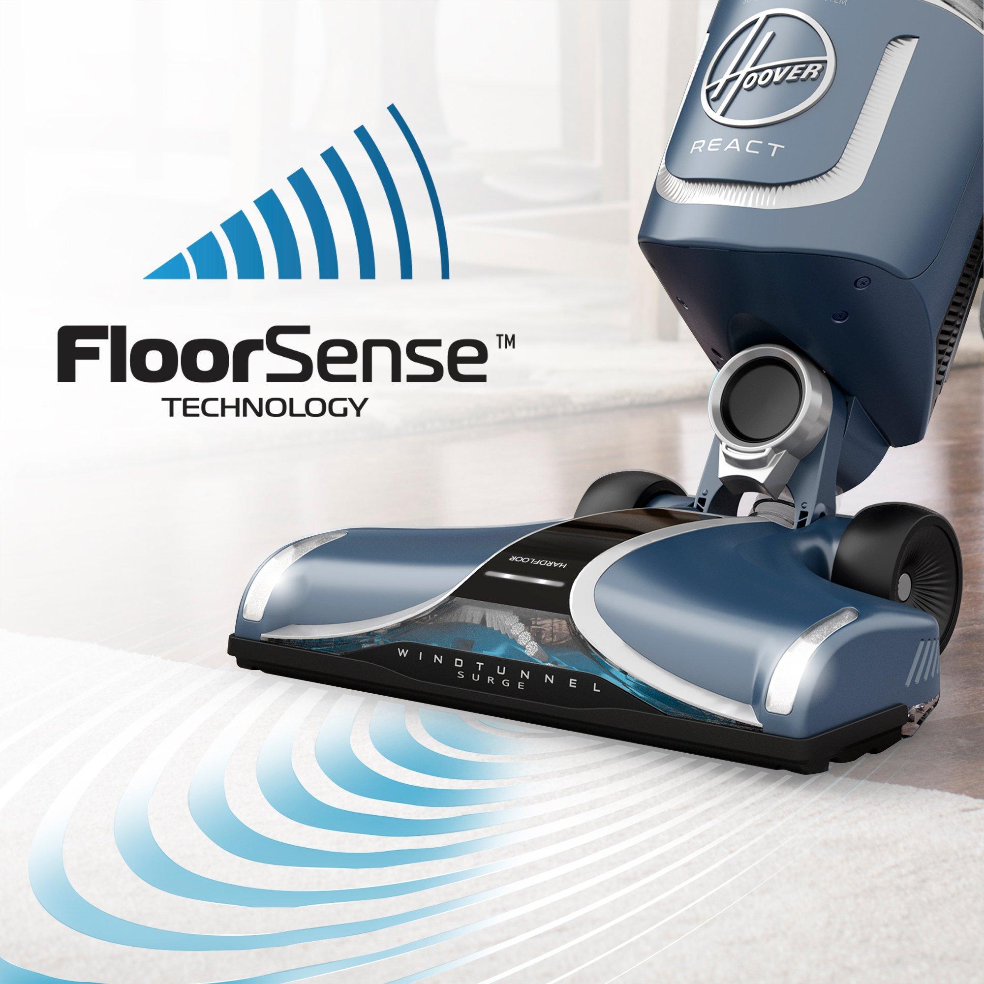 Hoover React Professional Pet Plus Upright Vacuum Cleaner