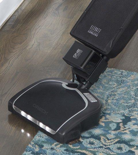 Elevate vacuum