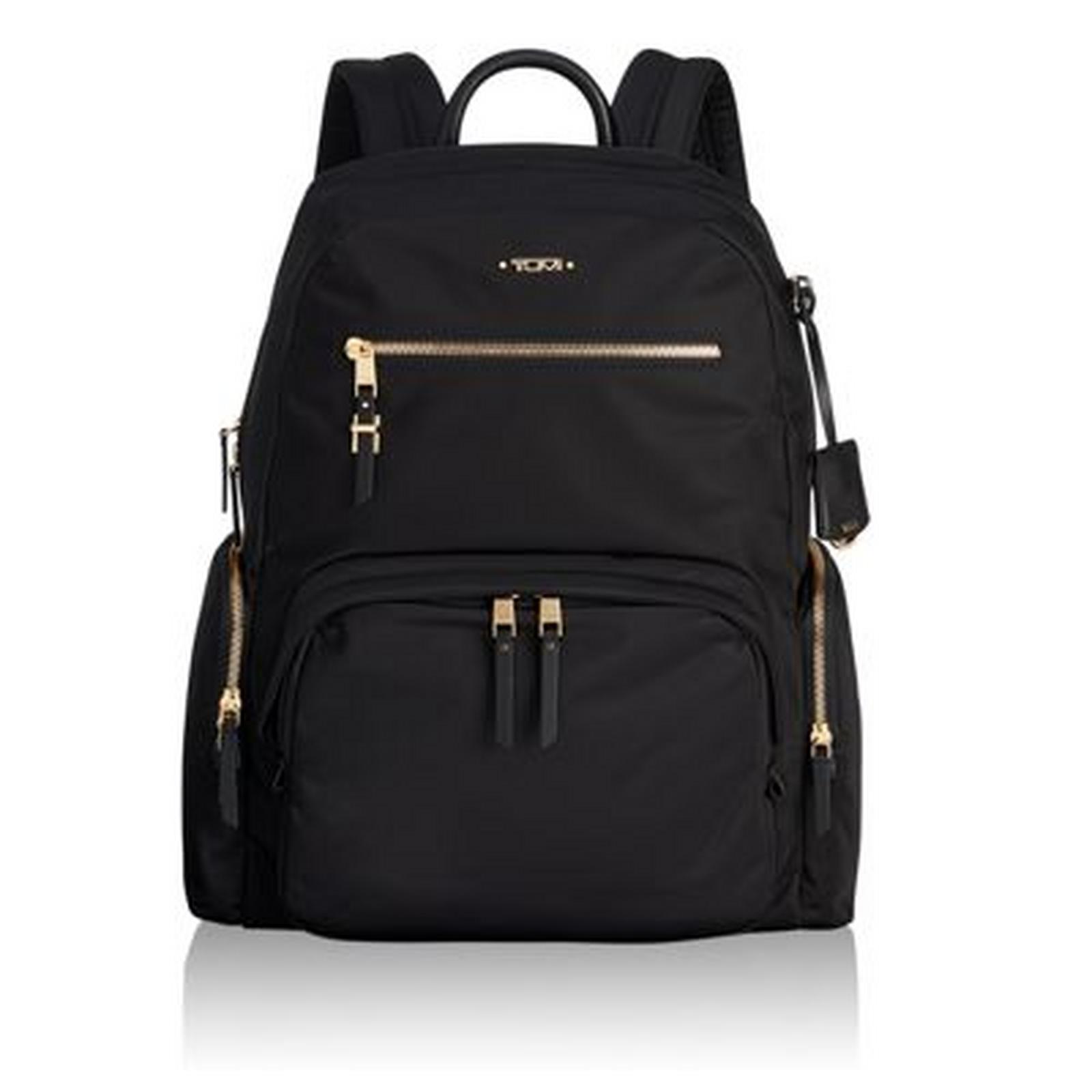 7638a051f93e86 Carson Backpack - Voyageur - Tumi United States - Black