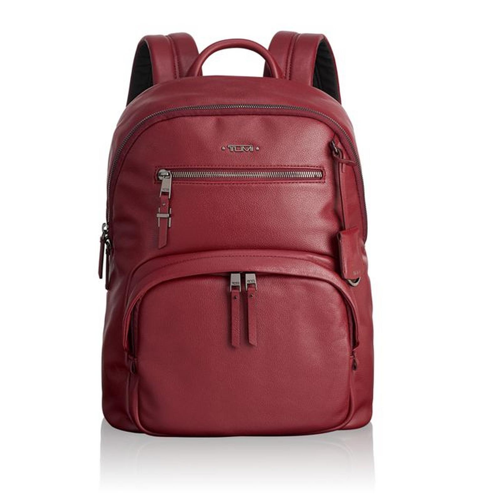 Hagen Backpack Leather