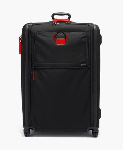 Extended Trip Expandable 4 Wheeled Packing Case