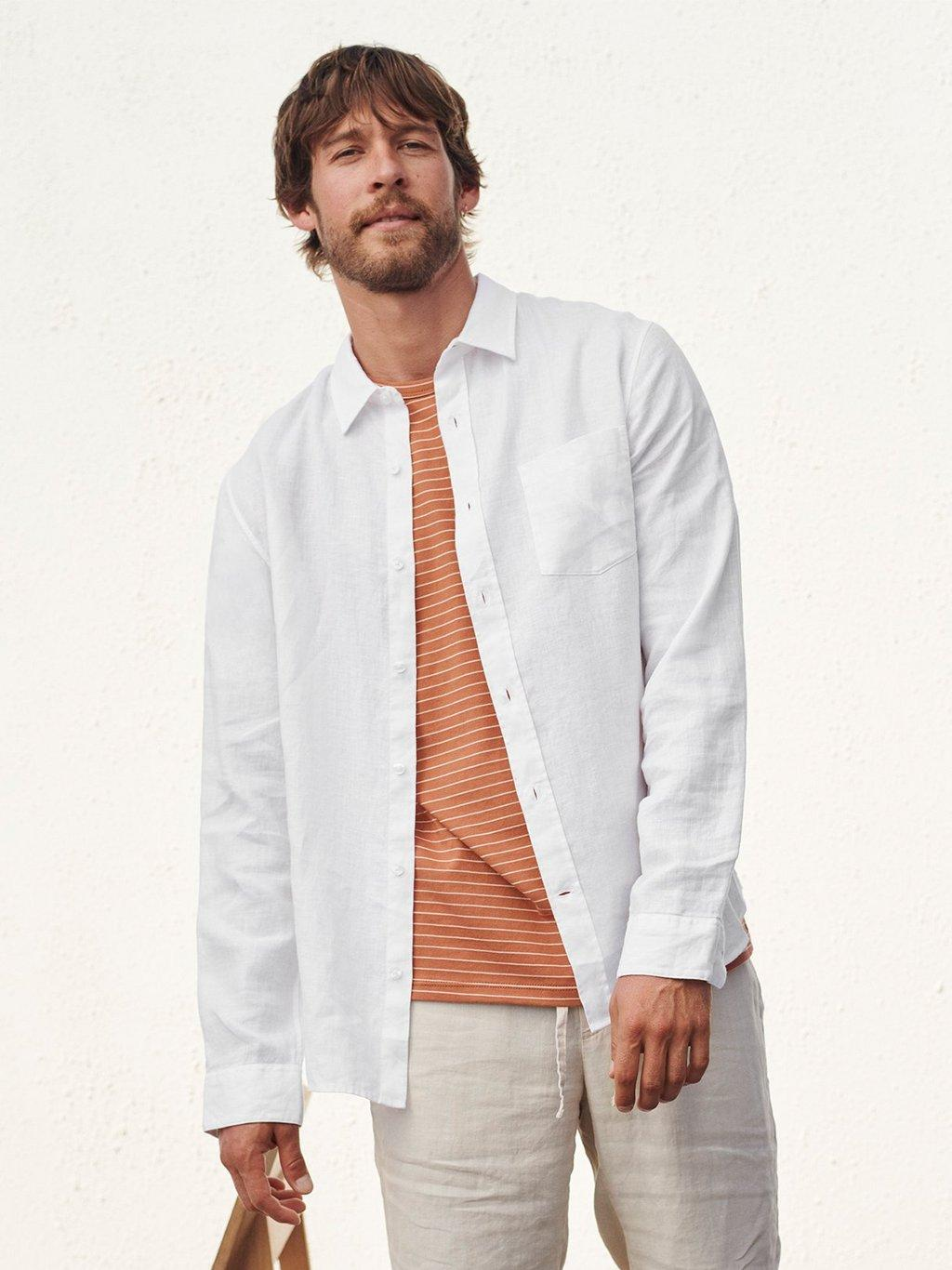 Linen Long Sleeve Spring 2020 Collection for Men
