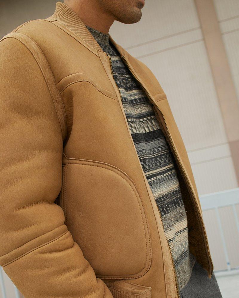 men jackets and outerwear