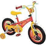"image of The Lion King Kids Bike - 14"" Wheel"