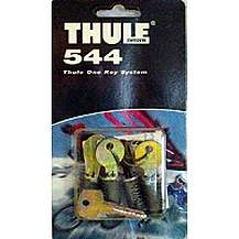 image of Thule Roof Bar Locks 544