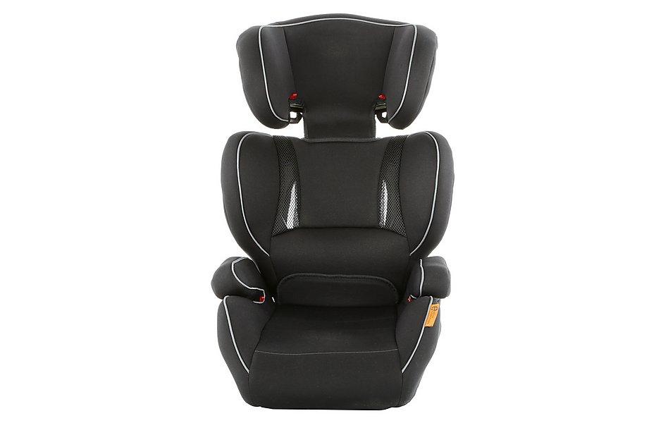 Halfords Essentials High Back Booster Seat