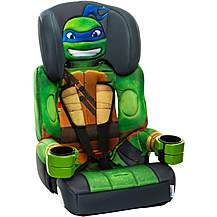 Kids Embrace Turtles Group 123 Car Seat