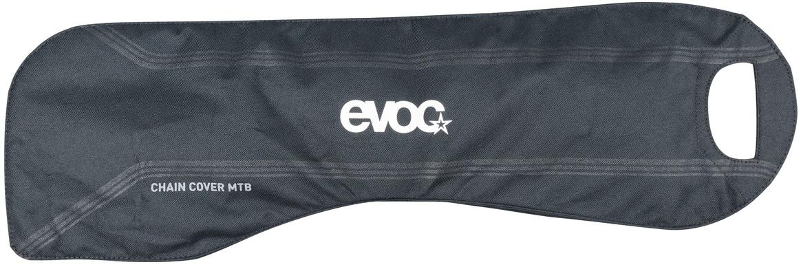 Evoc Mountain Bike Chain Cover - Black