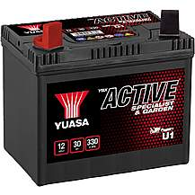image of Yuasa U1 Specialist and Garden Battery