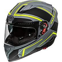Premier Vyrus Helmet Grey/Neon Matt