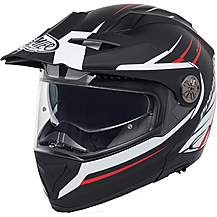 image of Premier X Trail Helmet Black/White