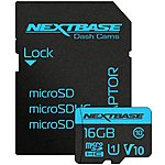 image of Nextbase 16GB U1 Micro SD Card