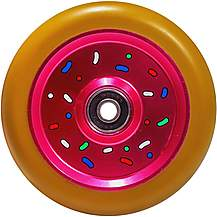 image of Juicy Donut Scooter Wheel - 110mm