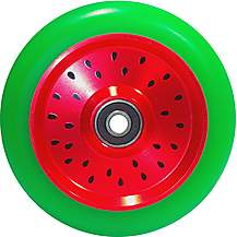 image of Juicy Watermelon Scooter Wheel - 110mm
