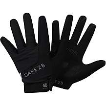 image of Dare2b Womens Forcible Gloves - Black