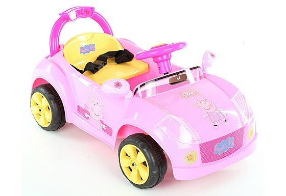 Peppa Pig V Electric Ride On Car