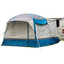 image of Olpro Uno Breeze Inflatable Camper Van Awning