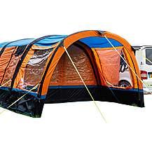 image of Olpro Cocoon Breeze Camper Van Awning Extension - Orange