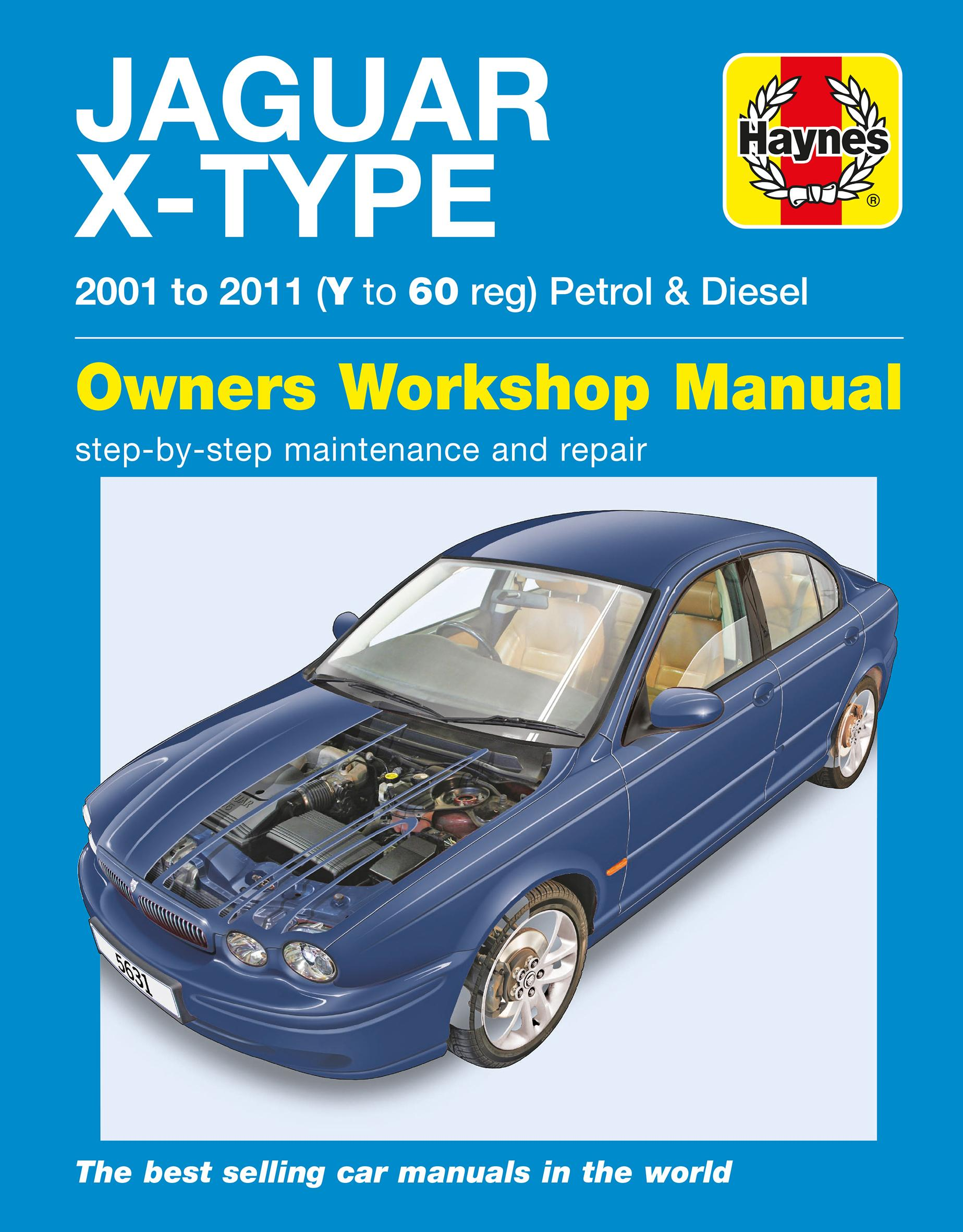 haynes jaguar x type petrol diese rh halfords com 2004 Jaguar S Type eBay Jaguar S Type Repair Manual