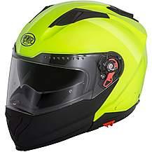 image of Premier Delta Flip Front Helmet Fluo