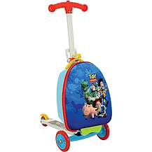 image of Toy Story Classic Scootin Suitcase