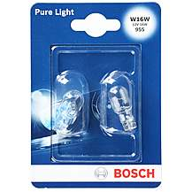 image of Bosch 955 W16W Car Bulbs x 2