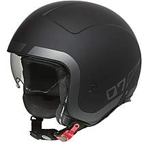 image of Premier Rocker Helmet Black/Silver