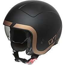Premier Rocker Helmet Black/Gold