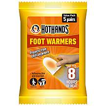 image of Hot Hands - Foot Warmer Value Pack