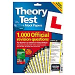 image of Theory Test Mock Papers