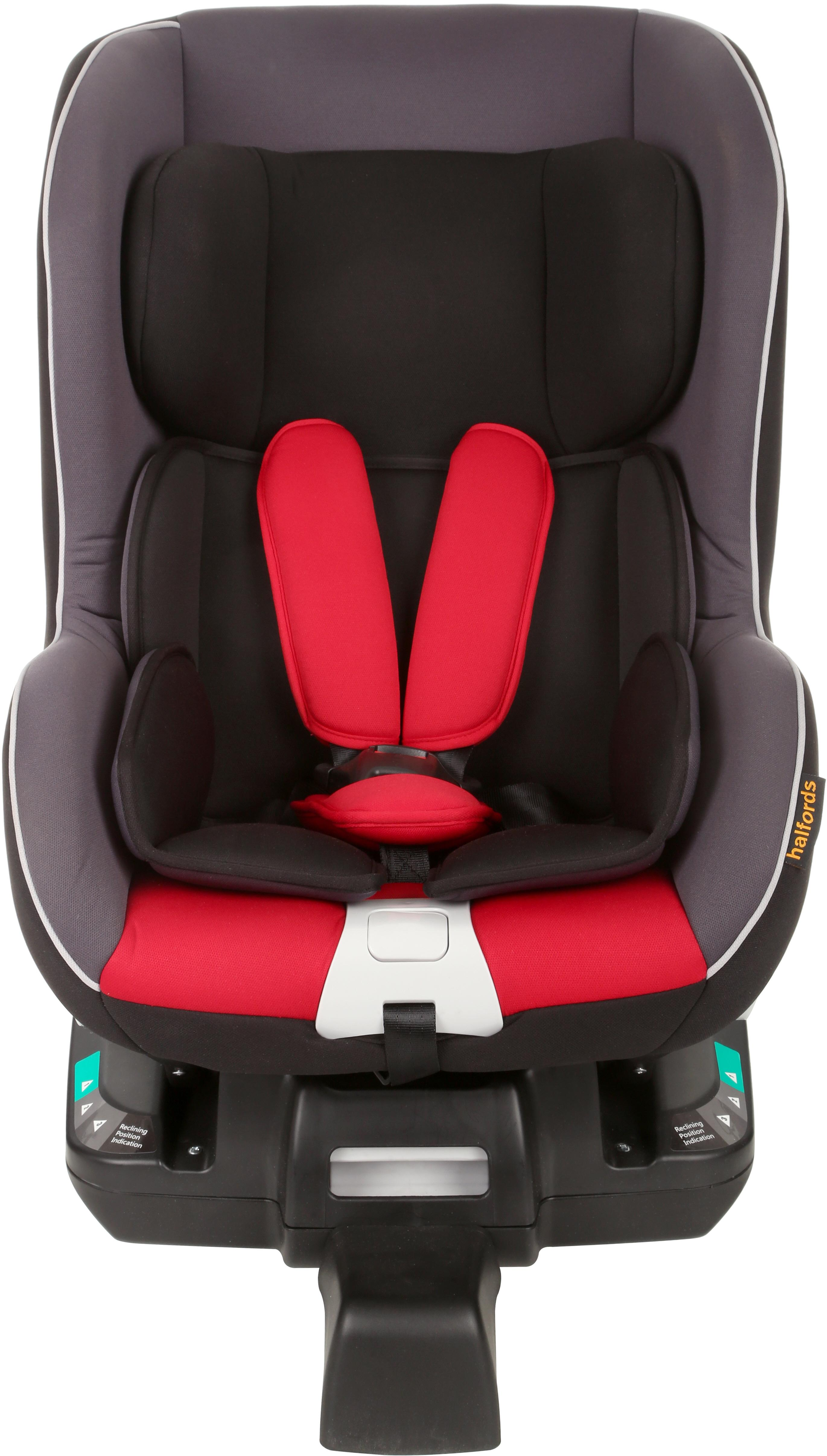 Halfords Group 1 Isofix Toddler Car Seat