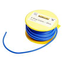 image of Halfords 8 Amp Cable Blue HEF724