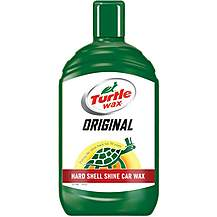 image of Turtle Wax Original Car Wax Liquid 500ml