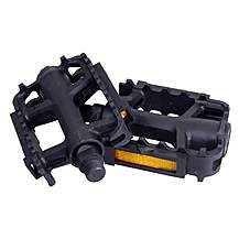 Halfords Basic Resin Bike Pedals