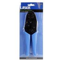 Laser Ratchet Crimping Pliers