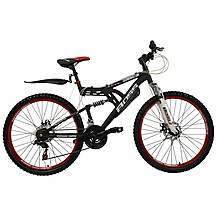 image of Boss Dominator Mens Mountain Bike - 18.5""