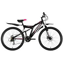 image of Boss Stealth Womens Mountain Bike - 18""