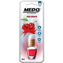 image of MEDO 8ml Hanging Glass Jar Rich Cherry