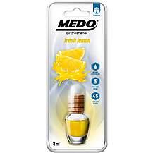image of MEDO 8ml Hanging Glass Jar Fresh Lemon