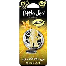 image of Thumbs Up Little Joe Funky Vanilla Air Freshener