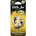 Thumbs Up Little Joe Funky Vanilla Air Freshener